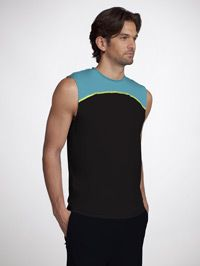 Activewear and Workout Tops - Mens - Zobha #Emerald Envy. #Zobha