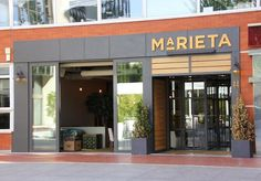 Marieta: Weekend Brunch en Castellana 44
