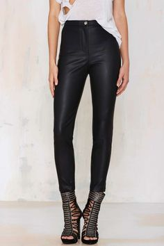 The Fifth Don't Go Away Pant   Shop Clothes at Nasty Gal!