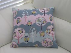 Handmade Cushion Cover - by patspieces on madeit