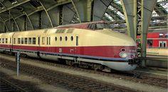 DDR Schnellzug-Pannonia-Express genannt