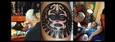Tattoos by Graham Phoenix Cameron AKA The Alpha Assassin Custom Tattoo. http://www.blinker63.co.za/AlphaAssassinTattoos/index.htm