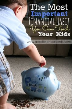 most important financial habit you can teach your kids