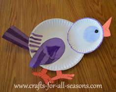 52 Fun Paper Plate Crafts For Kids - Guru Koala Paper Plate Crafts For Kids, Preschool Crafts, Paper Plates, Paper Goods, Fun, Animals, Class Decoration, Recycling, Plate