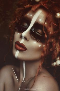 Owl eyed -- Model, hair styling: Model Ophelia Overdose -- Photographer, retouch: Alex Keen Photography -- Make up by my favorite make up artist: RYO LOVE - MODEL/MAKEUP ARTIST -- Make up provided by Sugarpill Cosmetics