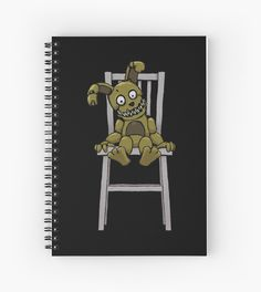 ====== Merch for Sale ====== Five Nights at Freddy's - FNAF 4 - Plushtrap by Kaiserin