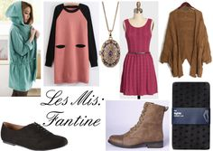 """Inspired By: Les Miserables -- Fantine"" by sarastrauss on Polyvore"