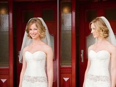 Image result for short wedding hairstyles with veil and tiara