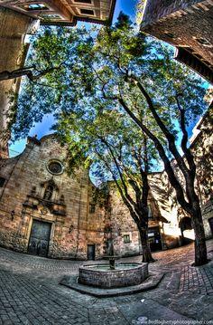Placa Neri Barcelona