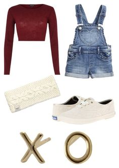 """Lovely lady?"" by sidney-rider ❤ liked on Polyvore featuring River Island, UGG Australia, Keds and Alexandra Beth Designs"
