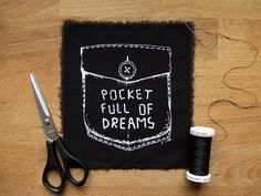 pocket full of dreams patch