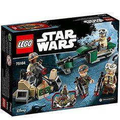 Lego 75164 Star Wars Rebel Trooper Battle Pack - Rogue One Star Wars Rebellen, Star Wars Toys, Lego City, Lego Stormtrooper, Micro Lego, All Lego, Lego War, Building Toys, Japan