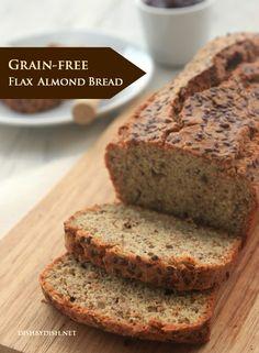 Grain-free Flax Almo