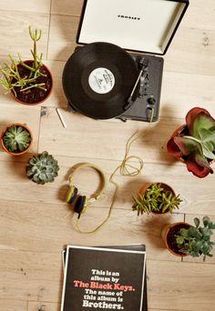 Turn it up. #nowplaying #record #vinyl #LP #turntable #blackkeys #earthboundtrading