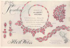 1958 Weiss ad