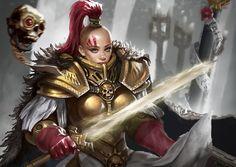 Sisters of silence Warhammer 40k