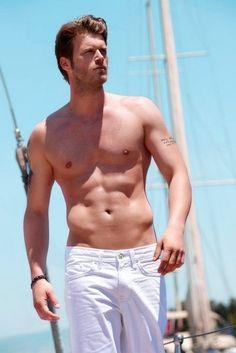 Kivanc Tatlitug ... Turkish actor,ex-model,voted model of the year in the world a few years ago