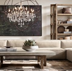 Article Gives You the Facts on Mid-Century Modern Living Room Reveal That Only a Few People Know Exist - inspiredeccor Decor, Elegant Home Decor, Room, Interior, Restoration Hardware Living Room, Home Decor, Mid Century Modern Living Room, Coffee Table, Living Room Reveal