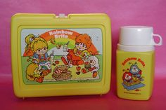 This once was my lunchbox- loved having something warm in my thermos