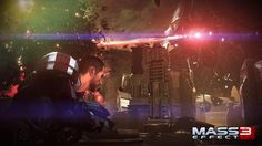 Mass Effect 3\'S new endig announced: After scores of protests, BioWare has announced that Mass Effect 3: Extended Cut will be released as a free DLC this summer.    www.digitaltrends...