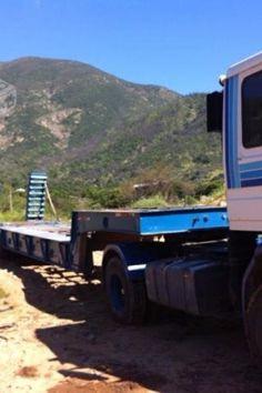 Arriendo Cama Baja - TRANSPORTE-Camiones-O'Higgins, CLP2.000 - http://elarriendo.cl/camiones/arriendo-cama-baja.html