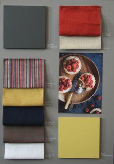 MERIDIANI Fabric Moodboard 5