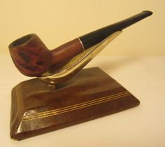 Vintage Medico Rusticated Straight Apple Briar Estate Tobacco Smokin Filter Pipe