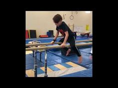 Boys area stations - YouTube Gymnastics Conditioning, Boys Gymnastics, Male Gymnast, Coaching, Drills, Exercise, Youtube, Soccer, Gift Ideas
