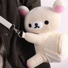 Rilakkuma Plush Bag