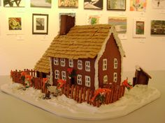 gingerbread house winners - Google Search