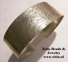 Selfmade cuff bracelet