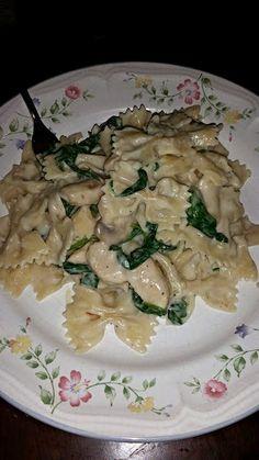"""Chicken florentine! """"""""  @allthecooks #recipe"""