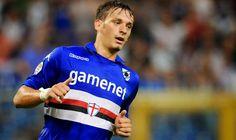 Atletico Berminat Datangkan Striker Muda Sampdoria