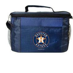 MLB 2014 6 Pack Cooler Lunch Tote (Houston Astros)
