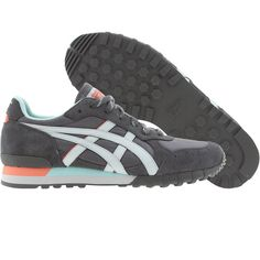 Asics Onitsuka Tiger Womens Colorado Eighty-Five (charcoal / ice flow) D2R7N-7348 - $74.99