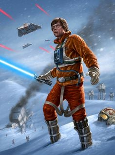 Battle of Hoth #luke