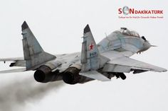 Son Dakika Haberi: Akdeniz'de Rus uçağı düştü