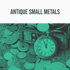 Our Antique Small Metals sound effects library contains various sounds from multiple antique items. The collection of used items includes; antique coins, locks, hotel bells, telescopes and much, much more. The sounds created are of a wide variety, including but not limited to; tinkering with mechanisms, placement of the item on various surfaces, rattling, scratching and even setting up a variety of the items. Our Audio Craftsmen have created a comprehensive library that is ideal for use in… Antique Coins, Antique Items, Sound Library, Sound Effects, Antiques, Metal, Antiquities, Antique, Metals