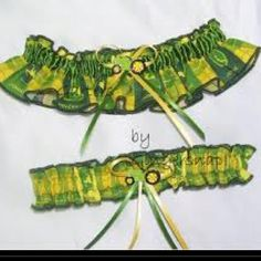John Deere garter