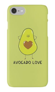 Avocado Love by Adrian Serghie