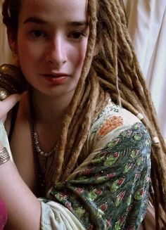 well-done and maintained dreads