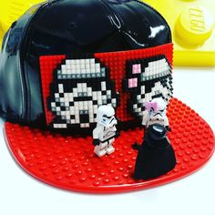 BrickBrick lets you design your own hat, and you get to play with LEGOs at the same time. Minecraft Skins Spiderman, Lego Hat, Legos, Design Your Own, Snapback, Urban, Hats, Style, Swag