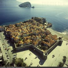 Budva the old town. Millions of premium Stock photos and illustrations created by leading commercial photographers, world-famous Museums, Historical Archives and Private Collections. Image ID: World Famous, Travel Images, Montenegro, Old Town, Places To Visit, Old Things, Stock Photos, Old City