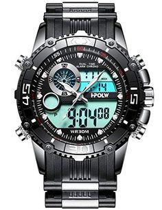 Men's Watches Aspiring Sports Watch Men Multifunction Digital Watches Male Clocks Mens Watch Relojes Deportivos Herren Uhren Reloj Hombre Montre Homme Discounts Price