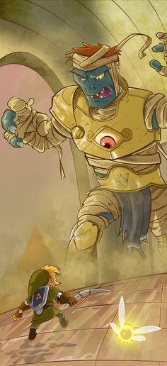 Legend of Zelda - Created byNIDO