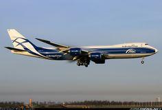 AirBridgeCargo Airlines - ABC VQ-BLQ Boeing 747-8HVF