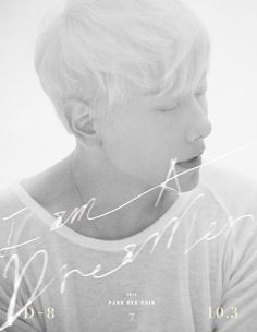 "Park Hyo Shin Shares Teaser Images For Return With ""I Am A Dreamer"""
