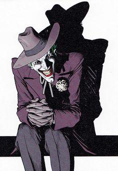 Joker by Brian Bolland