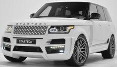 Startech Range Rover Widebody