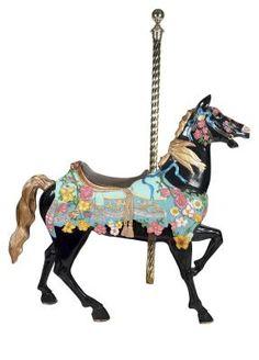Carousel Horse Crafts.    /Nice EL./